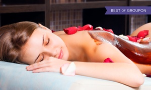 Hot Hands Studio & Spa: Massage, Couples Massage, Chocolate Facial, or Sugar Body Scrub at Hot Hands Studio & Spa (Up to 49% Off)