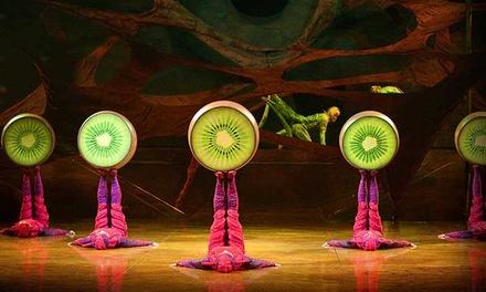 Cirque du Soleil Presents