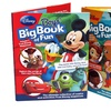 Disney Boys' Big Book of Fun 2-Book Set