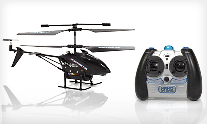 Gyro Nano Spy Copter: $39 for a Gyro Nano Spy Copter with Video and Picture Camera ($100 List Price). Free Shipping.