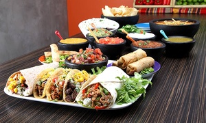 Salsa Fiesta - Ft. Lauderdale: $11 for $20 Worth of Mexican Food and Drinks at Salsa Fiesta