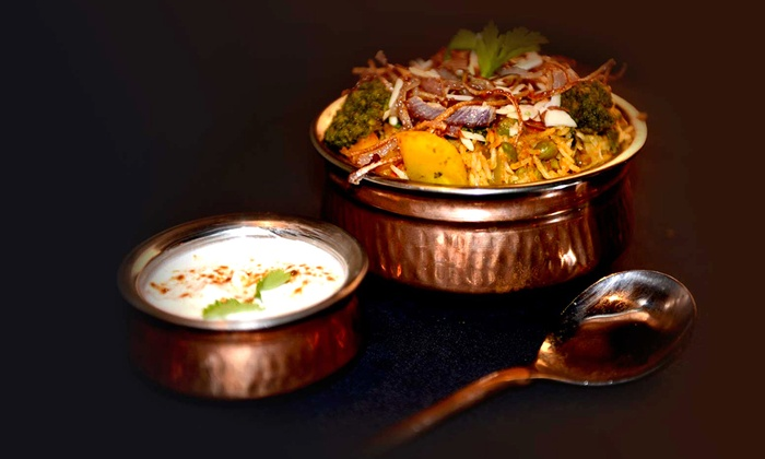 Copper Pot Restaurant - Downtown Edmonds: $12 for $24 Worth of Indian Food at Copper Pot Restaurant