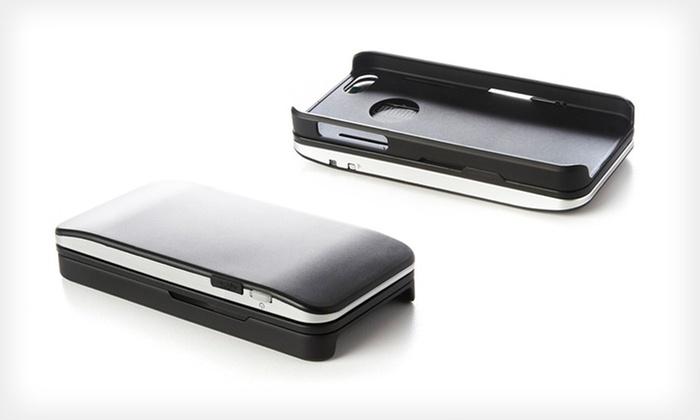 Urge Basics Sliding Keyboard Case: Urge Basics Bluetooth Keyboard Case for iPhone 5 or Samsung Galaxy S3
