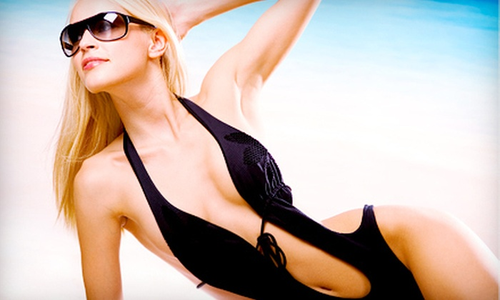 Sunset Salon & Tanning Center - Seaside: 5, 10, or 20 UV-Tanning Sessions at Sunset Salon & Tanning Center in Seaside (Up to 71% Off)