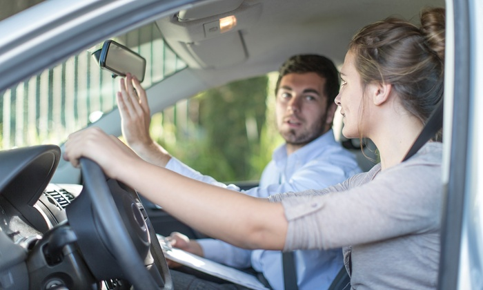 Driving Arizona - Tempe: 6-, 8-, 10-Hour Behind the Wheel with a 6-Hour Classroom Driving Instruction at Driving Arizona (Up to 29% Off)