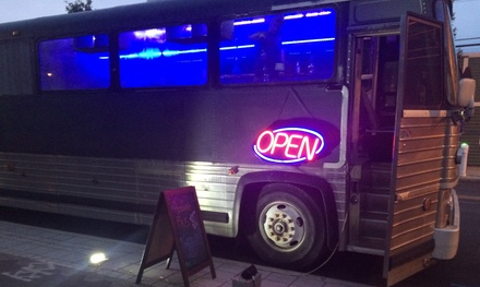 Hookah Bus Experience for One, Two, or Four at Hookah Bus Indy (Up to 47% Off)