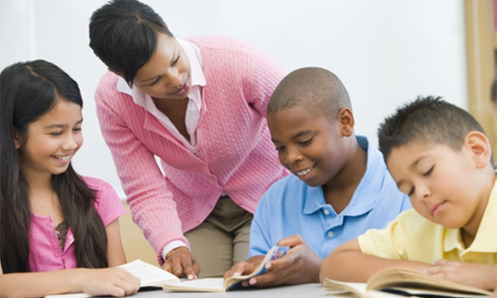 Sylvan Learning Center - Multiple Locations: $49 for Tutoring Package with Skills Assessment and Four Tutoring Sessions at Sylvan Learning Center (Up to $394 Value)