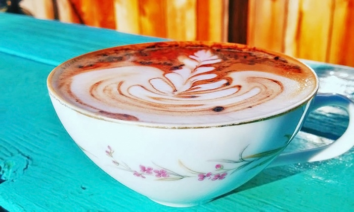 Agape Coffeehouse - Payette: $12 for Four Groupons, Each Good for $5 Worth of Coffee at Agape Coffeehouse ($20 Total Value)