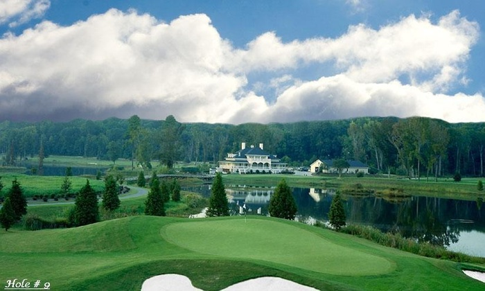 The River Golf Club - North Augusta: Up to 47% Off Golf for 2 or 4 at The River Golf Club
