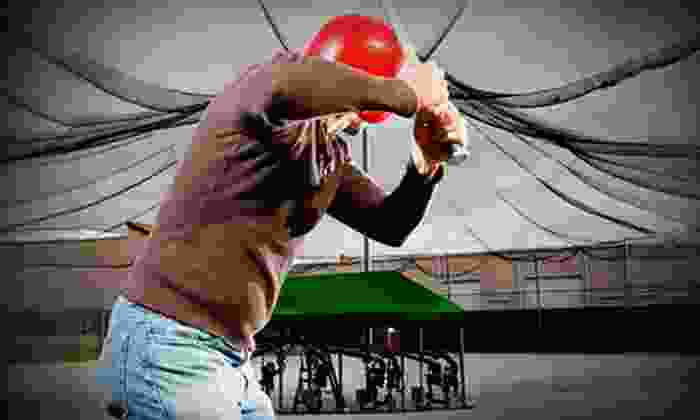 Charlie Rose Baseball - Campbell: $29 for 30 Rounds in a Batting Cage or a 30-Minute Baseball Lesson at Charlie Rose Baseball ($60 Value)