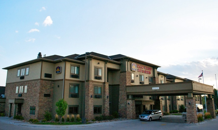 Best Western Plus Grand Island Inn & Suites - Grand Island, NE: Stay for Two at Best Western Plus Grand Island Inn & Suites in Grand Island, NE; Dates into July