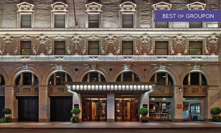 Stay at Paramount Hotel – A Times Square Hotel in New York City, with Dates into April