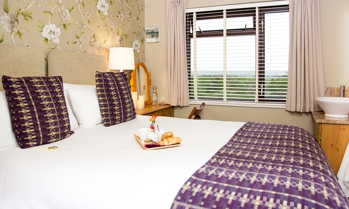Fields Lodge Bed & Breakfast - Herbrandston: Pembrokeshire: 1, 2 or 3 Nights for Two with Breakfast and Early Check-In at 4* Fields Lodge Bed and Breakfast