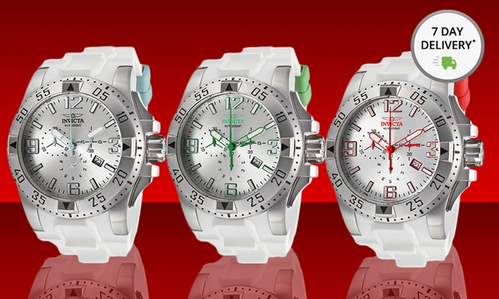 Invicta Excursion Men's Watches: Invicta Excursion Men's Watches. Multiple Styles Available. Free Shipping and Returns.
