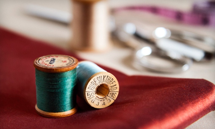 Above and Beyond Creative Sewing - Nanuet: Two-Hour Sew Simple Class for One or Two Plus Store Credit at Above and Beyond Creative Sewing (Up to 67% Off)