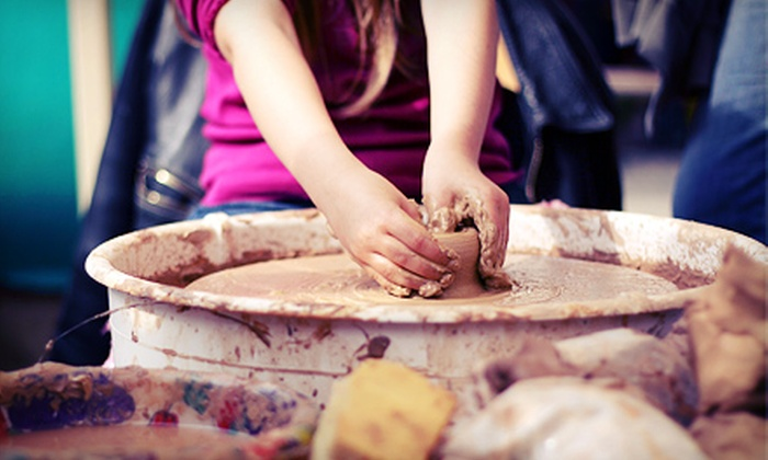 Redbird Studio & Gallery - Columbia: Workshop for Two, BYOB Intro Pottery Class for Two, or Week of Kids' Camp at Redbird Studio & Gallery (Up to 67% Off)