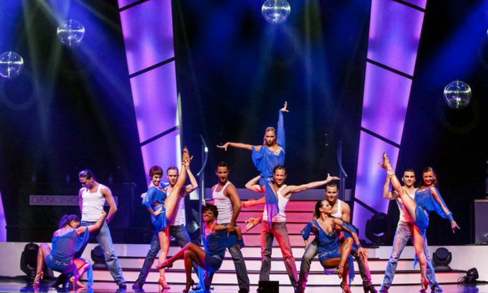 Dancing Pros Live - Providence Performing Arts Center: Dancing Pros Live at Providence Performing Arts Center on November 19 at 7 p.m. (Up to 40% Off)