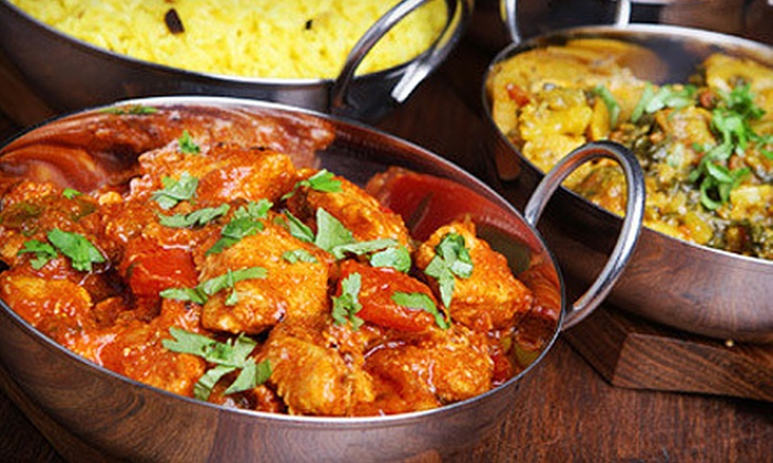 Bombay Bistro - Fairfax: $16.50 for $30 Worth of Indian Cuisine at Bombay Bistro in Fairfax