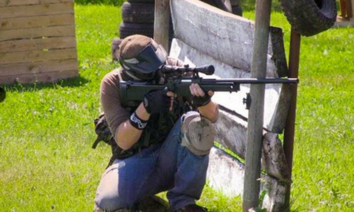 Ambush Anonymous Airsoft - Blumenort: Airsoft Outing or Airsoft Play Package for One or Two at Ambush Anonymous Airsoft in Blumenort (Up to 60% Off)