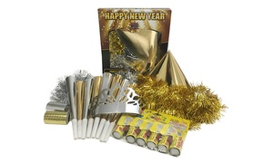 Pro Fireworks: New Year's Party Package or Various Fireworks Assortments at Pro Fireworks (Up to 60% Off)