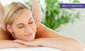 The DaySpa Millburn: 60- or 90-Minute Swedish or Deep-Tissue Massage, or Couples Package at The DaySpa Millburn (Up to 65% Off)