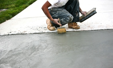 $1,750 for Driveway Staining and Sealing from Class A Coatings ($3,500 Value)