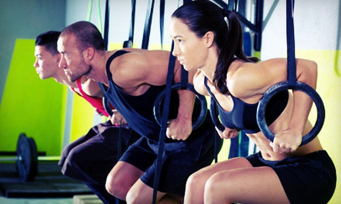 Mission Fitness LLC - Glastonbury Center: Personal Training and Group Fitness Classes at Mission Fitness LLC (Up to 74% Off). Two Options Available.