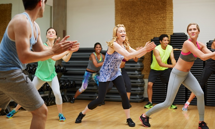 ZUMBA® Con Wilber - Jackson Heights: Five Dance-Fitness Classes at Seven Dance & Fitness (71% Off)
