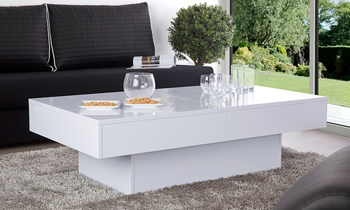 Table Basse Coffre Dany Groupon