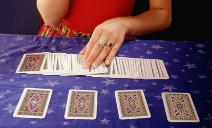 image for 45-Minute Tarot Card Reading for One or Two at Creating Change Through Love (Up to 57% Off)