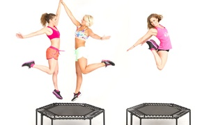 inSpiral: Fitness na trampolinach: 4 zajęcia za 59,99 zł i więcej opcji w inSpiral (do-57%)