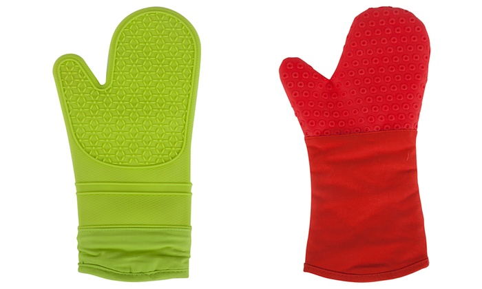 Core Kitchen Silicone Oven Mitts Groupon Goodsrhgroupon: Kitchen Mitts At Home Improvement Advice