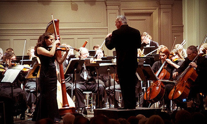 "Thalia Symphony Orchestra presents ""Spring Concert"" - First Hill: $10 to See Thalia Symphony Orchestra presents ""Spring Concert"" at Town Hall Seattle (Up to $20 Value)"