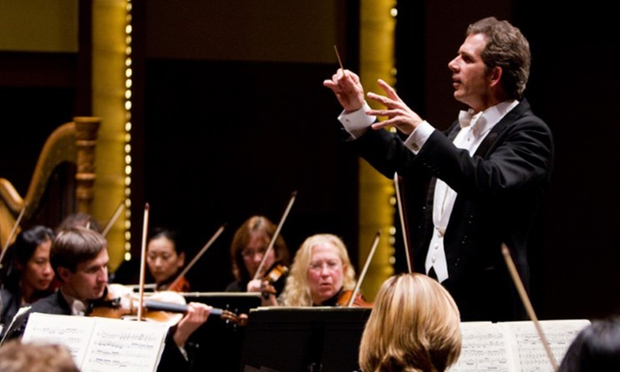 """Long Beach Symphony Presents """"Beethoven's Fifth"""" - Terrace Theater - Long Beach Performing Arts Center: Long Beach Symphony Presents """"Beethoven's Fifth"""" for Two on Saturday, May 30 (Up to 52% Off)"""
