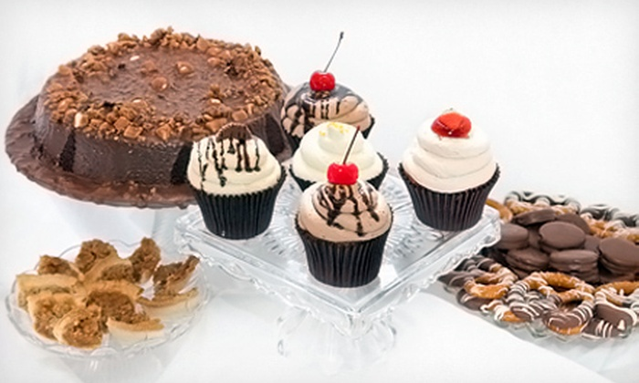 Butterfly Kisses Baking - Belton: Two Dozen Assorted Cookies or $15 for $30 Worth of Baked Goods at Butterfly Kisses Baking