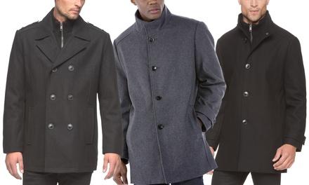 Marc New York by Andrew Marc Men's Wool Coat