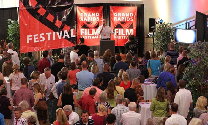 Grand Rapids Film Festival - Multiple Locations: Two Tickets, Day Passes, or Festival Passes to Grand Rapids Film Festival (50% Off)