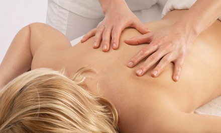 One or Two 60-Minute Massage- or CranioSacral-Therapy Sessions at Got A Pain Massage Therapies (53% Off)