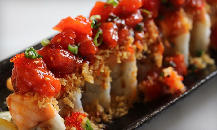 Sushi-Mee - Fountainbleau: $15 for $30 Worth of Sushi at Sushi-Mee