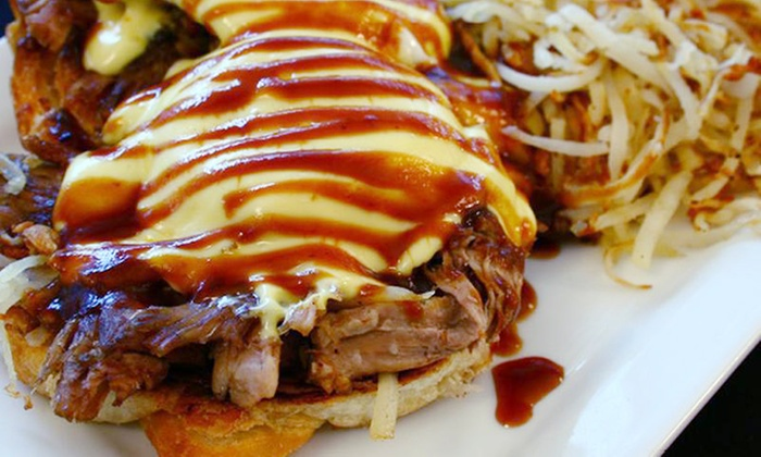 Syrup  - Central Business District: All-Day Breakfast and Lunch at Syrup (40% Off)