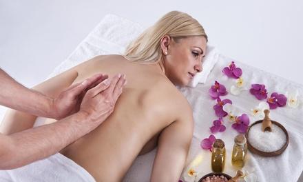 A 30-Minute Swedish Massage at Serenity Nails & Spa (50% Off)