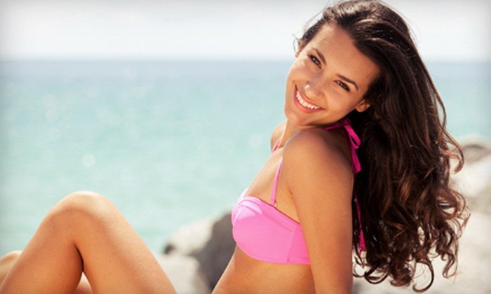 The GLO Studio - Winter Park: Three or Five Organic Spray Tans at The Glo Studio in Winter Park (Up to 78% Off)