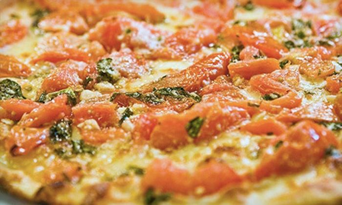 Frank Pepe Pizzeria Napoletana - Manchester: $8 for $16 Worth of Pizza at Frank Pepe Pizzeria Napoletana