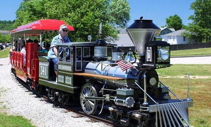 image for <strong>Museum</strong> Outing with Miniature-Train Ride for Two or Four at the National <strong>Museum</strong> of Transportation (Up to 42% Off)