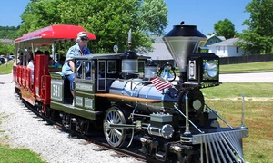 Up to 42% Off at the National Museum of Transportation at National Museum of Transportation, plus 6.0% Cash Back from Ebates.