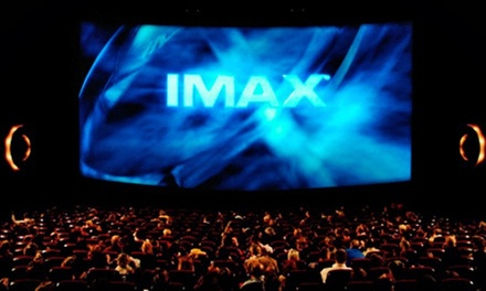 Two or Four Movie Tickets and $50 Ruth's Chris Dining Credit at IMAX Niagara Falls (Up to 49% Off)