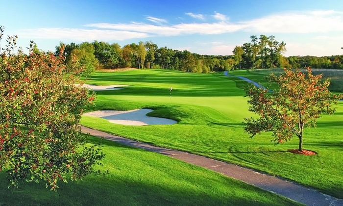 Gull Lake View Golf Club & Resort - Augusta, MI: 1- or 2-Night Stay for Two with Unlimited Golf at Gull Lake View Golf Club & Resort (Up to 40% Off)