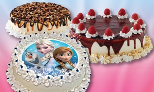 Marble Slab Creamery - North Vancouver: CC$12 for CC$20 Towards Ice Cream Cakes or For Two Litres of Ice Cream at Marble Slab Creamery Canada