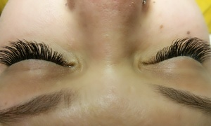 Shamei Skincare: Full Set of Eyelash Extensions at Shamei Skincare (47% Off)