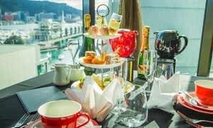 One 80° Lounge Bar Restaurant: From $49 for High Tea with Sparkling for Two People at the Awarded One 80° Lounge Bar Restaurant (From $90 Value)